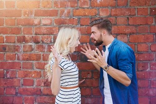 pelea de parejas